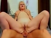 Pregnant mature fucked and cummed